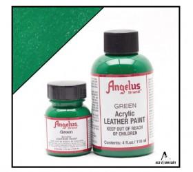 Màu Angelus Leather Paint Green