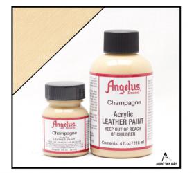Màu Angelus Leather Paint Champagne