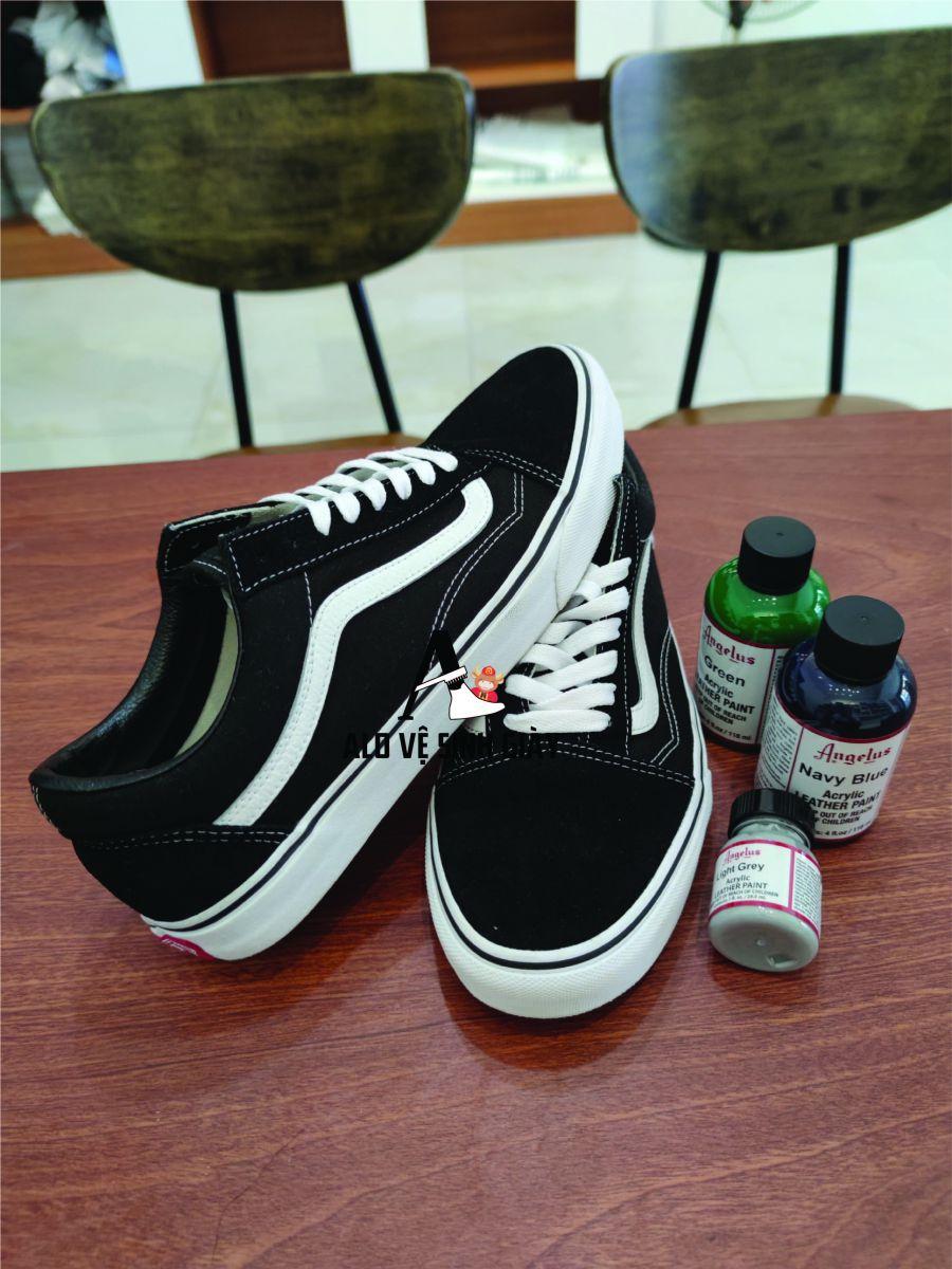 custom giày vans tphcm